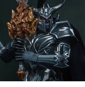 Injustice: Gods Among Us Ares 1/12 Scale Figure