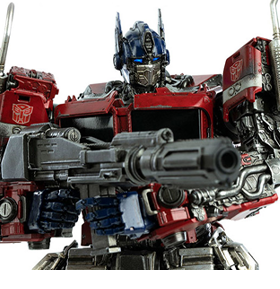 Bumblebee DLX Scale Collectible Series Optimus Prime
