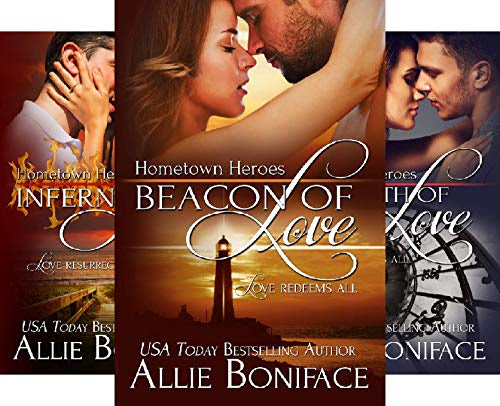 Cover for 'Beacon of Love (Hometown Heroes Series Book 1)'