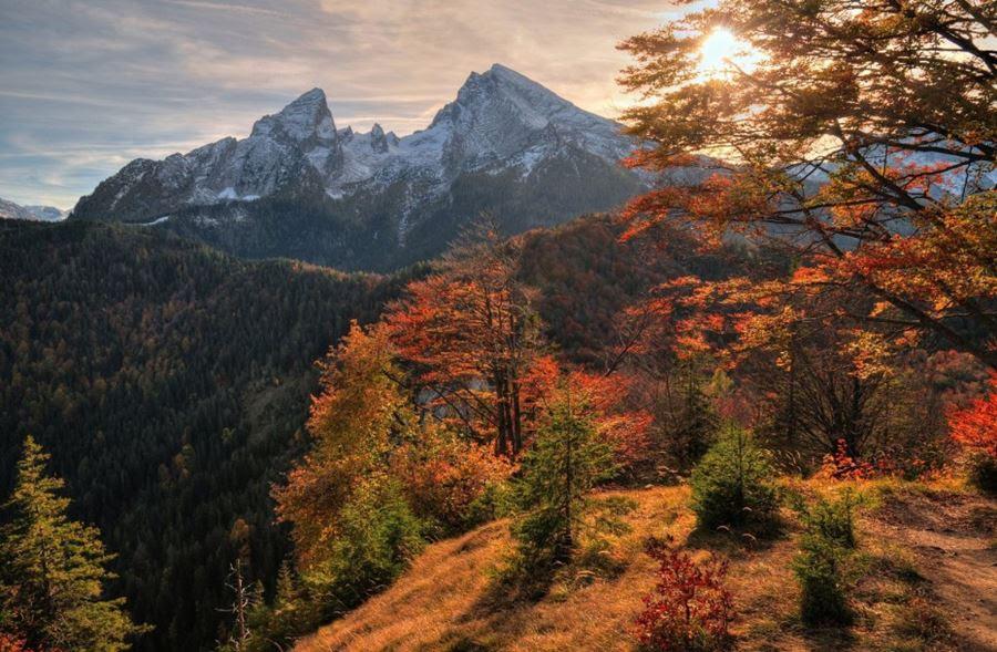 Όρος Watzmann, Γερμανικές Άλπεις, Γερμανία