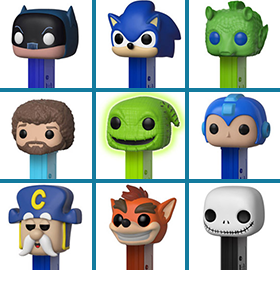 NEW FUNKO POP! PEZ