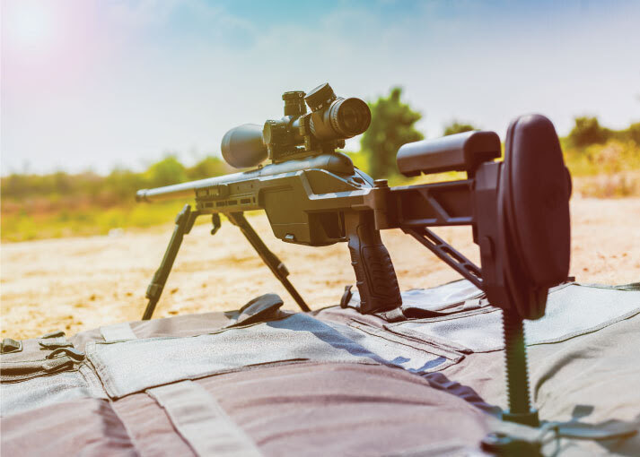 .450 Bushmaster Range