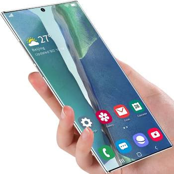 2020 new note20u+ 8gb+512gb smartphone