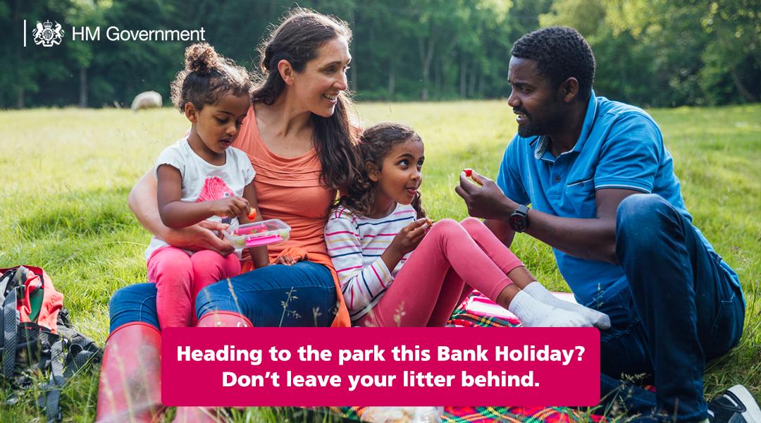 Parks Litter