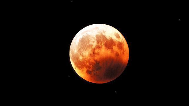 La Luna de sangre del Martes Santo: el primer eclipse lunar en una tétrada