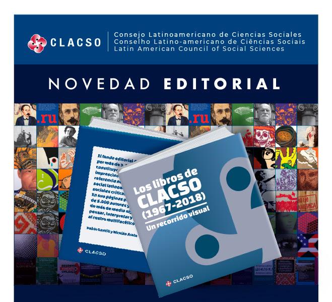 NOVEDAD EDITORIAL - LOS LIBROS DE CLACSO