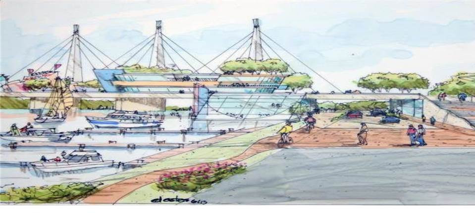 Bridge Park Rendering