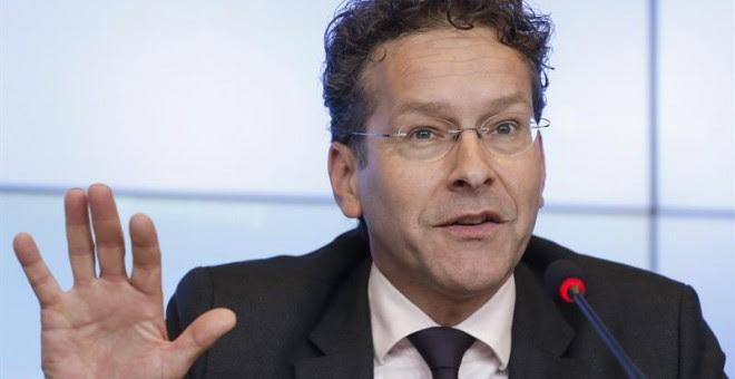 El presidente del Eurogrupo, Jeroen Dijsselbloem. - EFE