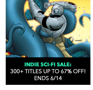 Indie Sci-Fi Sale: up to 67% off! Sale ends 6/14.