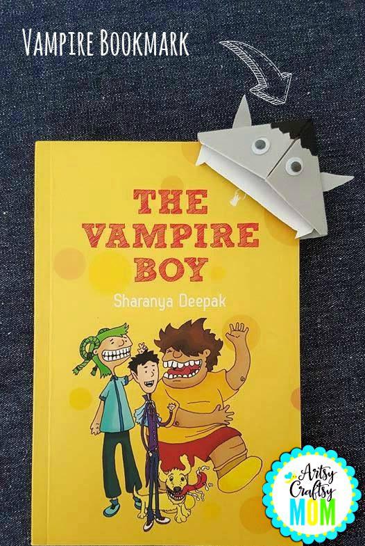 Vampire-bookmark