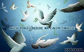 Znalezione obrazy dla zapytania Światowy Dzień Pokoju
