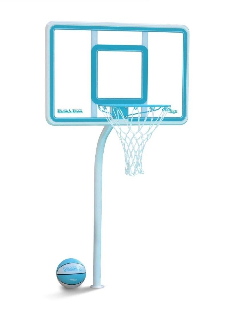 Pool baskeball - Deck shoot clear