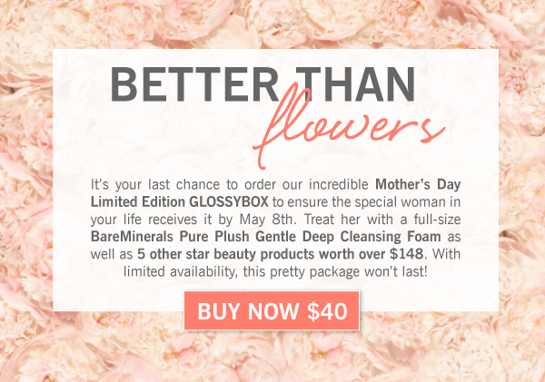 Mother's Day Limited Edition