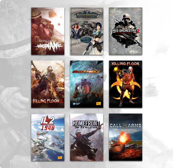 New Humble Bundle Games – Pay What you Want