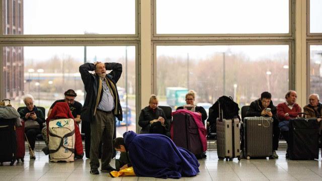 Os incidentes mais estranhos registrados em aeroportos!