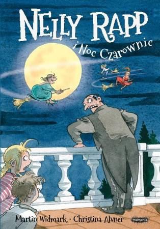 Zapowiedź: Nelly Rapp i noc czarownic