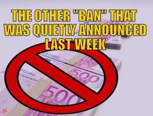"""The -Other- """"Ban"""" That Was Quietly Announced Last Week"""