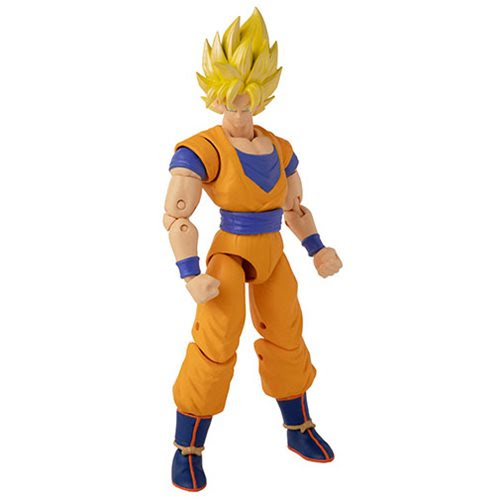 Image of Dragon Ball Super Dragon Stars Series 13 Super Saiyan Goku Action Figure (Version 2)