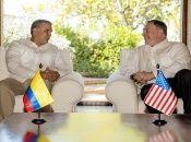 Iván Duque provocó controversia en redes y medios digitales por decir que el apoyo de los padres fundadores de Estados Unidos a la independencia de Colombia fue crucial.