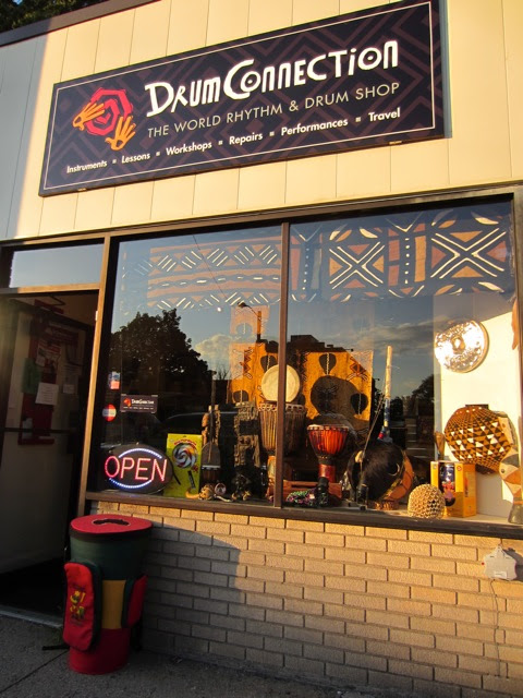 Our World Drum Store