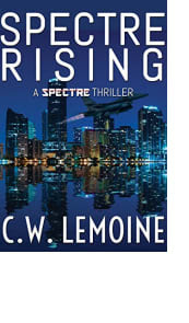Spectre Rising by C.W. Lemoine