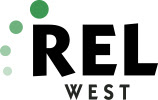 REL West Logo