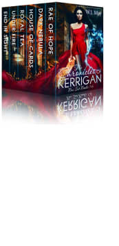 The Chronicles of Kerrigan Box Set: Books 1–6 by W.J. May