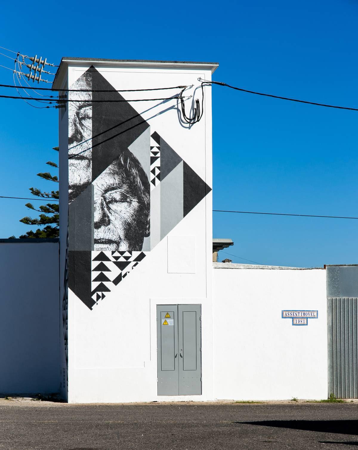 Â¿Pueden los grafitis salvar el campo en Portugal?