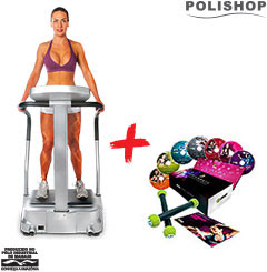 PLATAFORMA ENERGYM TURBO CHARGER + ZUMBA FITNESS