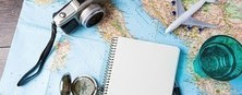 Travelers' map