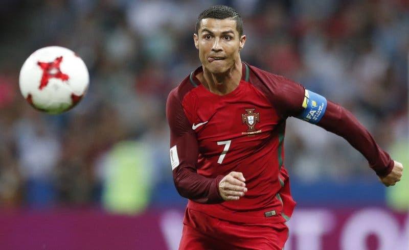 """Cristiano Ronaldo tilda de """"persecución"""" la sanción de 5 partidos"""
