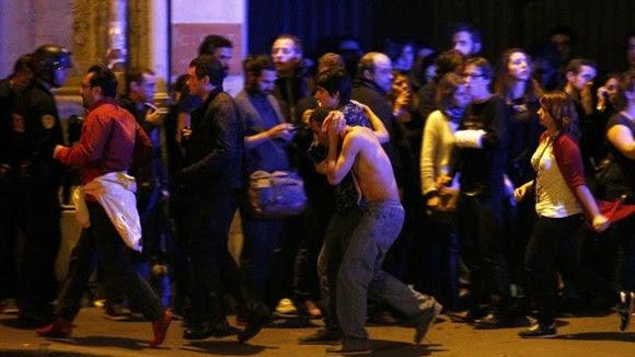 El presidente francés François Hollande dijo que este es un ataque sin precedentes en el país europeo. Foto: AP.