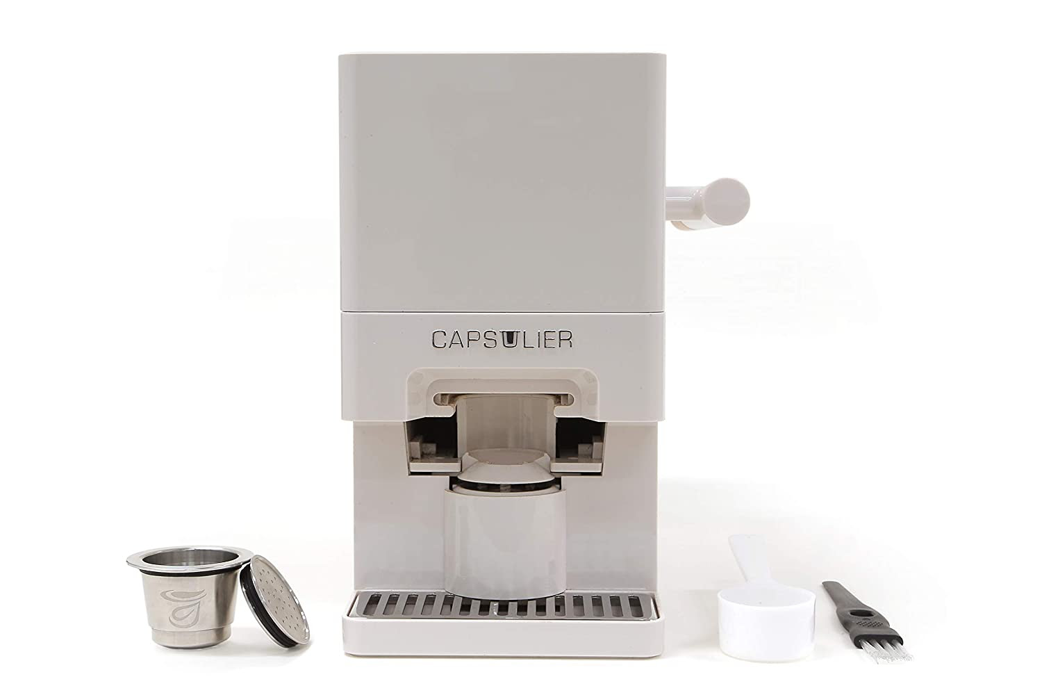 Capsulier - Better Coffee, No Waste.