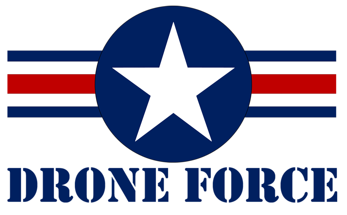 DroneForce logo