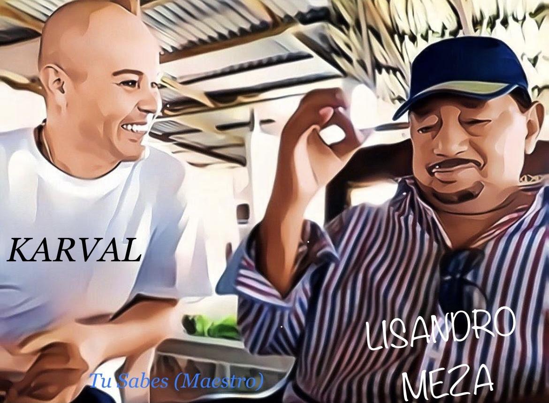 Karval y Lisandro Meza Tu Sabes Maestro cumbia colombia