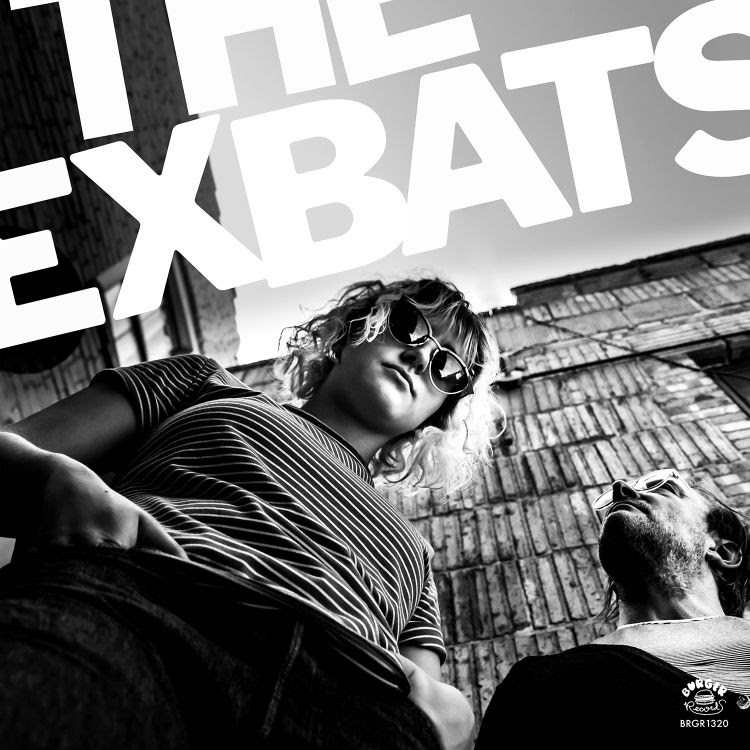 NEW Burger Records Vinyl & Cassette Releases - The Exbats - - The Dandy Warhols,