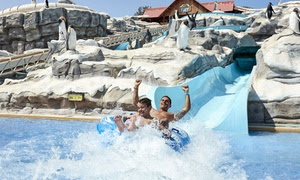 Iceland Water Park: Adult (AED 119) or Child (AED 79)