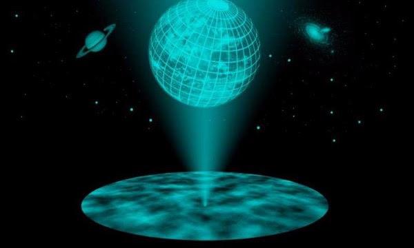 Is our universe a hologram? Dfd48173-087e-49ac-859b-e380a319cdf8