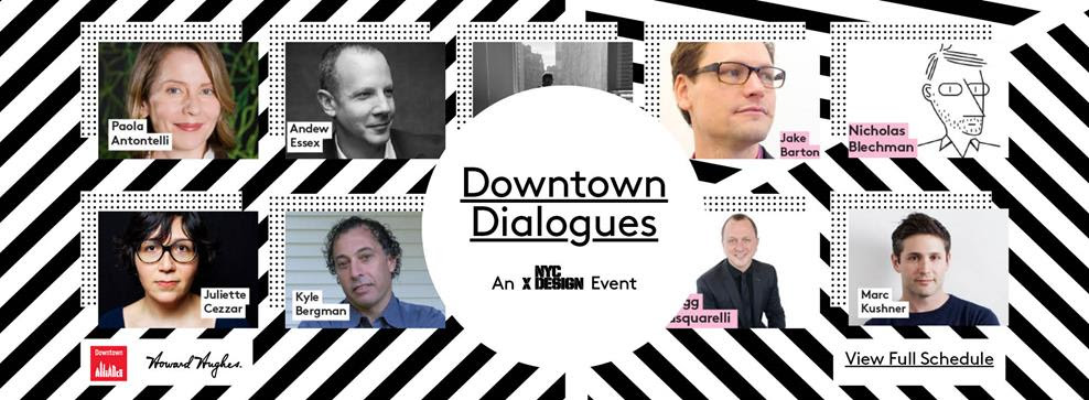 Seaport Culture District Downtown Dialogues