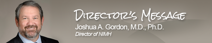NIMH Director's Message