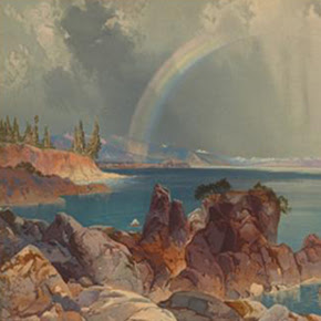 Sublime: The Prints of Joseph Mallord William Turner and Thomas Moran