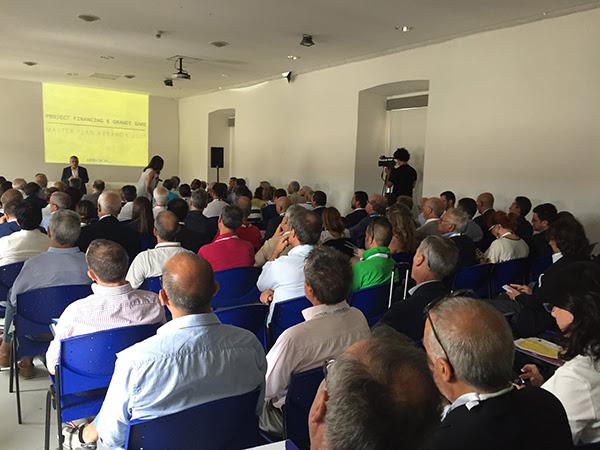 A Cagliari Abbanoa presenta bandi per oltre 100 milioni
