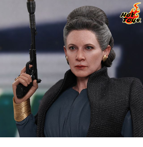 THE LAST JEDI LEIA ORGANA 1/6TH SCALE FIGURE