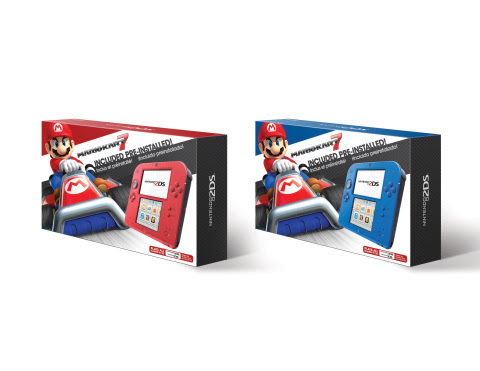 Nintendo announces Luigi accidentally swaps the colors of the Nintendo 2DS System  (Photo: Business  ...