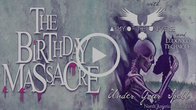 The Birthday Massacre - Counterpane & North American Tour Dates!