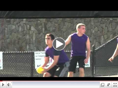 Dodgeball/Fun Ball Action...