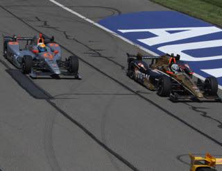 Fontana race