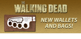 THE WALKING DEAD NEW APPAREL ITEMS