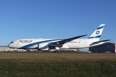 PH04310 | Phoenix 1:400 | Boeing 787-8 El-Al 4X-ERA | is due: January 2020
