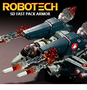 ROBOTECH SD FAST PACK ARMOR